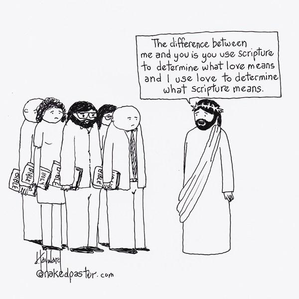 Love-Versus-the-Bible